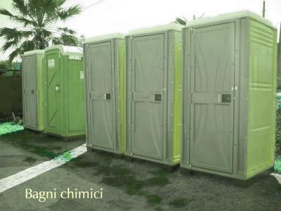 Noleggio wc chimici Lecce- Preventivo. - Noleggio bagni chimici